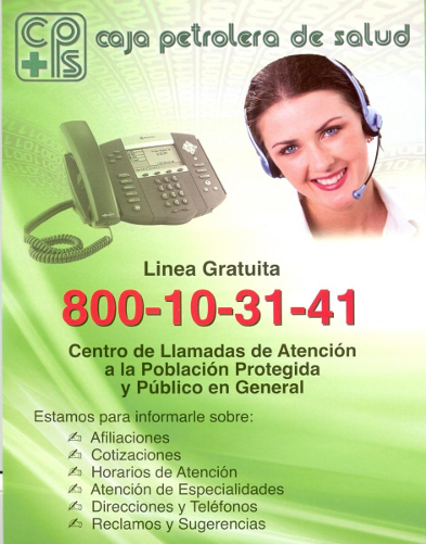 Call Center CPS